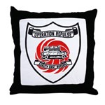 Rhodesia Operation Repulse Throw Pillow