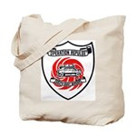 Rhodesia Operation Repulse Tote Bag
