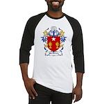 MacIlvain Coat of Arms Baseball Jersey