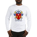 MacIlvain Coat of Arms Long Sleeve T-Shirt