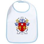 MacIlvain Coat of Arms Bib