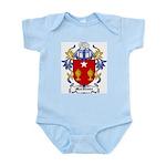 MacIlvain Coat of Arms Infant Creeper