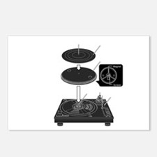 turntable_assembly.png Postcards (Package of 8)