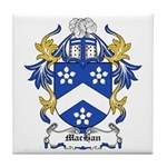 MacHan Coat of Arms Tile Coaster