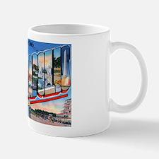Indianapolis Indiana Greetings Mug