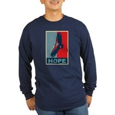 Hope: California Condor Birding T-Shirt T