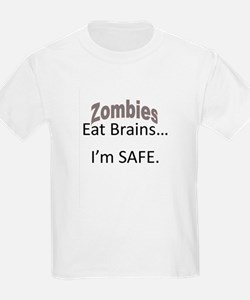 Safe From Zombies T-Shirt
