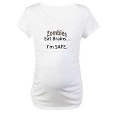 Safe From Zombies Shirt