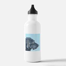 """Black Lab"" Water Bottle"