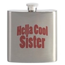 Hella Cool Sister Flask