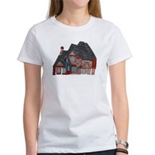 Architectural drawing by Noah Filk. Women's T-Shir