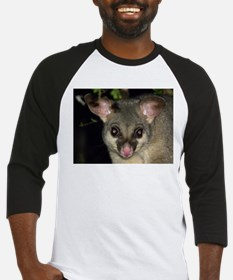 Australian Brushtail Possum Baseball Jersey