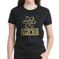 Science Rules Tee