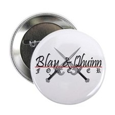 """Blay and Qhuinn Forever 2.25"""" Button"""