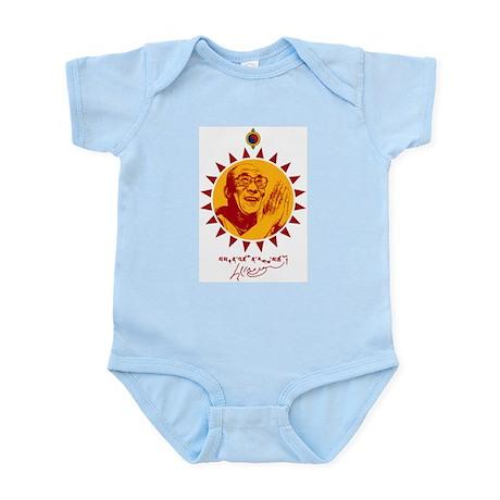 Dalai Lama Infant Bodysuit