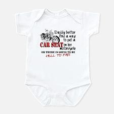 Baby Biker Attitude Infant Bodysuit
