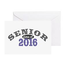 Senior Class of 2016 Greeting Card