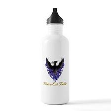 Noire Est Belle Water Bottle
