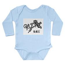 Rebel BMX Long Sleeve Infant Bodysuit