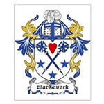 MacGavock Coat of Arms Small Poster
