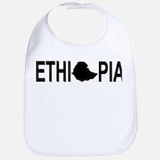 Ethiopia Adoption Bib