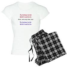 My memory Pajamas