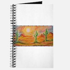 Desert, scenic southwest landscape! Journal