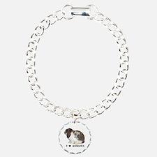 i love bunnies Bracelet