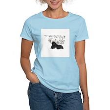 Alaska Ursa Women's Pink T-Shirt