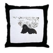 Alaska Ursa Throw Pillow