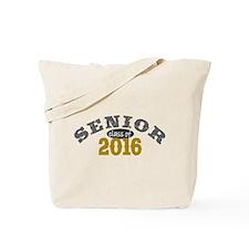 Senior Class of 2016 Tote Bag