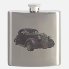1937 Plymouth P3 Business Coupe Flask
