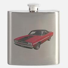 1970 Plymouth GTX Flask