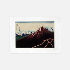 Shower Below The Summit - Hokusai Katsushika - 182