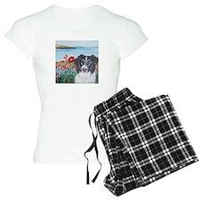"""""""Border Collie"""" Pajamas"""