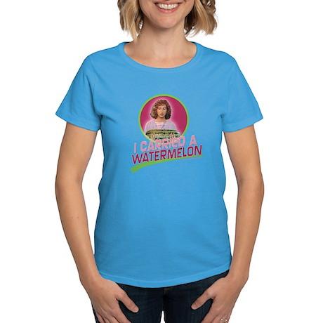 I Carried a Watermelon Women's Dark T-Shirt