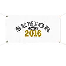 Senior Class of 2016 Banner