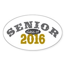 Senior Class of 2016 Decal