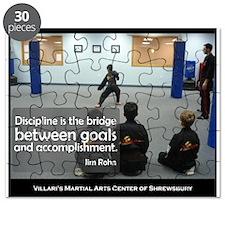 VShrews Discipline Puzzle