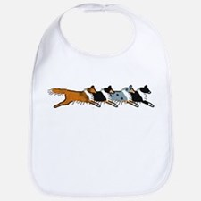 Group O' Shelties Bib