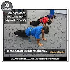 VShrews Strength Puzzle