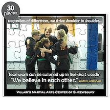 VShrews Teamwork Puzzle