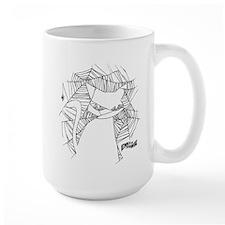 Cat Web Mug