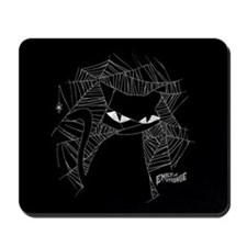 Cat Web Mousepad