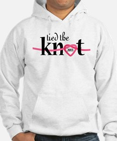 Tied The Knot 2013 Hoodie
