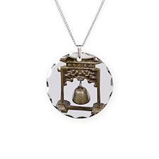 Tori Gate Bell Necklace