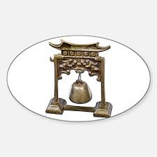 Tori Gate Bell Decal