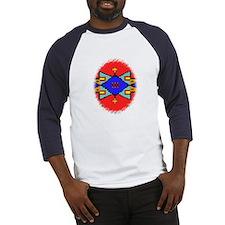Lakota Dreams Blanket Design Baseball Jersey