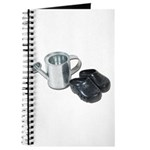 Watering Can Clogs Journal
