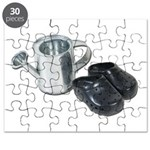 Watering Can Clogs Puzzle